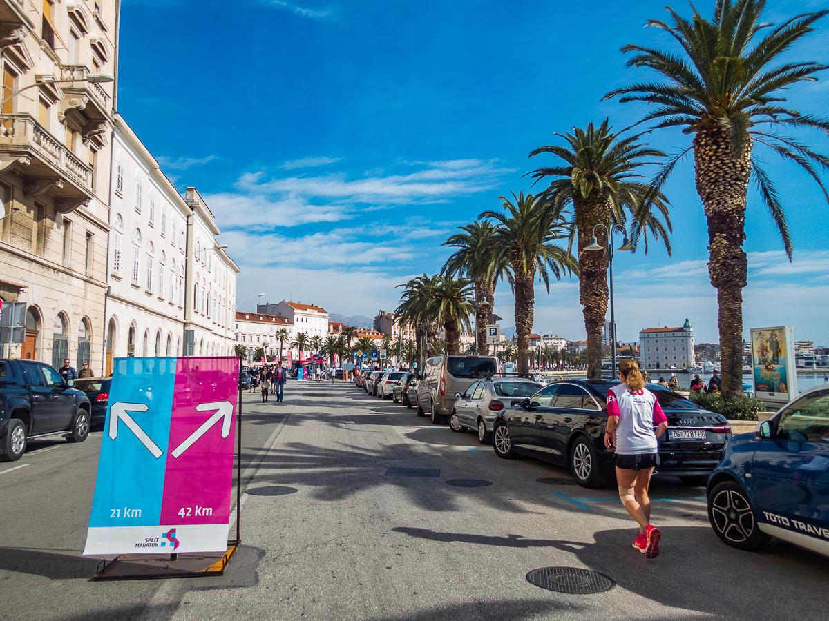 Split  Marathon 2020