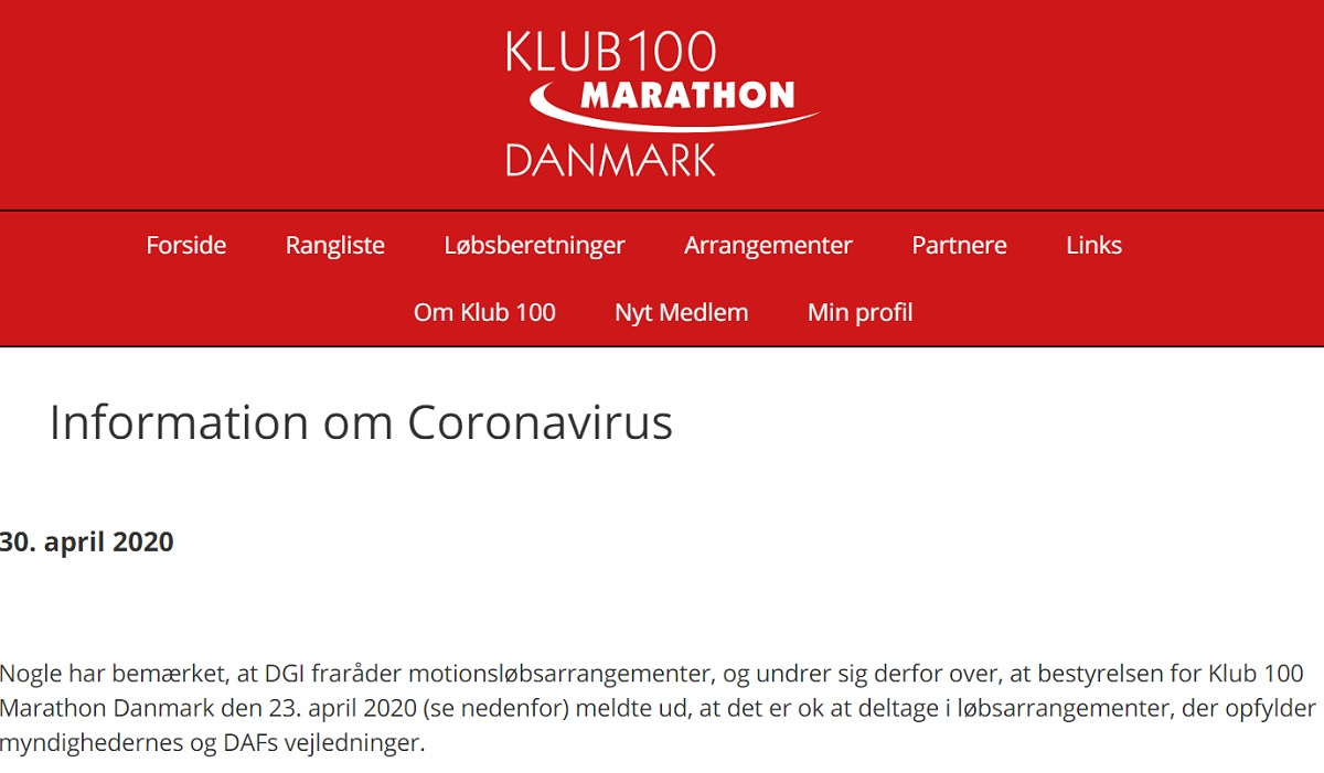 Z Adventures Rudersdal Marathon Cannonball 28 - 2020 - Tor Rønnow