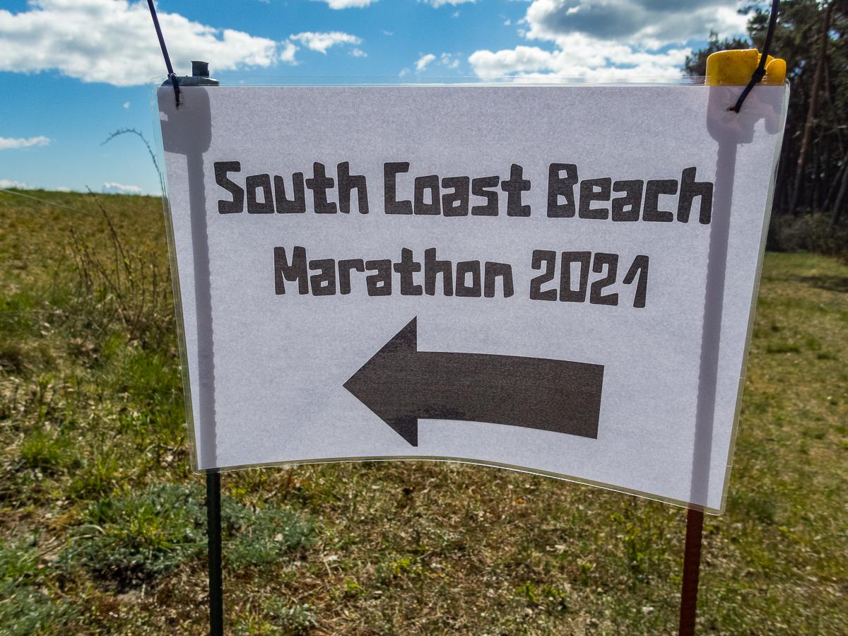 Jungle Run South Coast Beach Marathon 2021