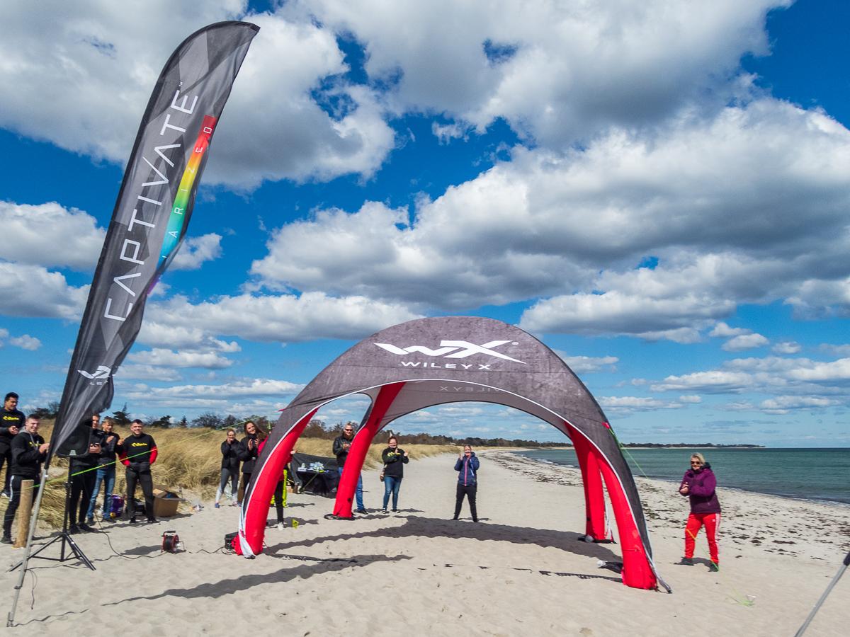 Jungle Run - South Coast Beach Marathon 2021 - Tor Rønnow