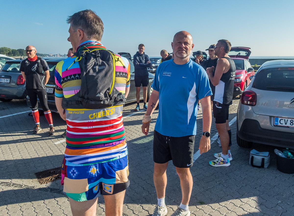 Marathon PopUp Gentofte 2021 - Tor Rønnow