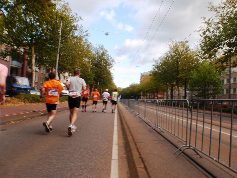 Pictures Amsterdam marathon 2009 Pictures - Tor Rønnow