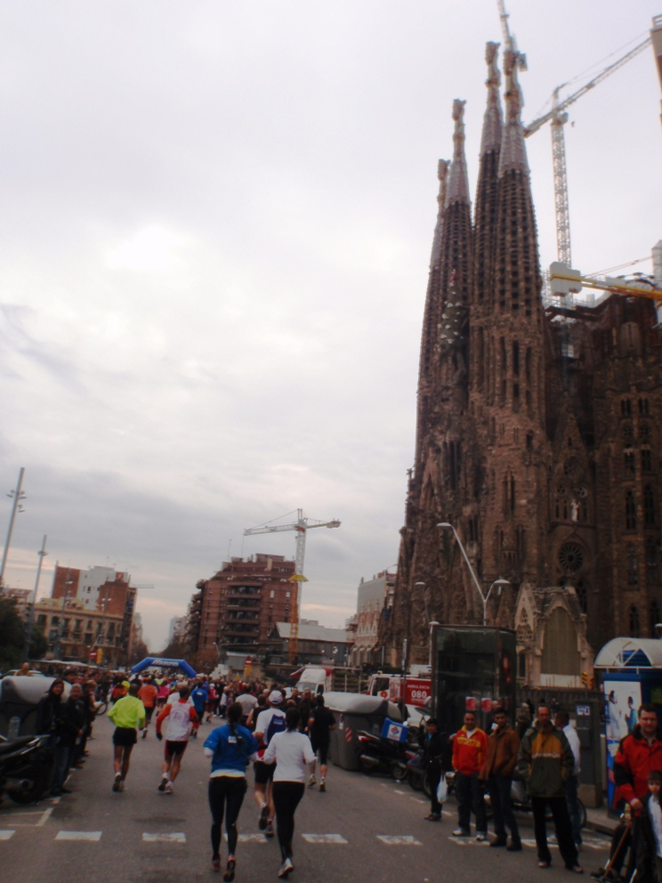 Barcelona marathon 2010 Pictures - Tor Rønnow