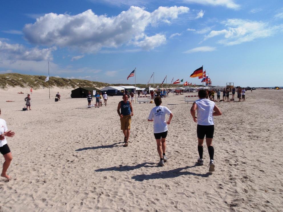 Beachmarathon Marathon Pictures - Tor Rønnow