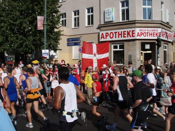 Berlin Marathon Pictures - Tor Rønnow