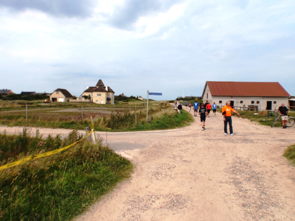 Blokhus Marathon Pictures - Tor Rønnow