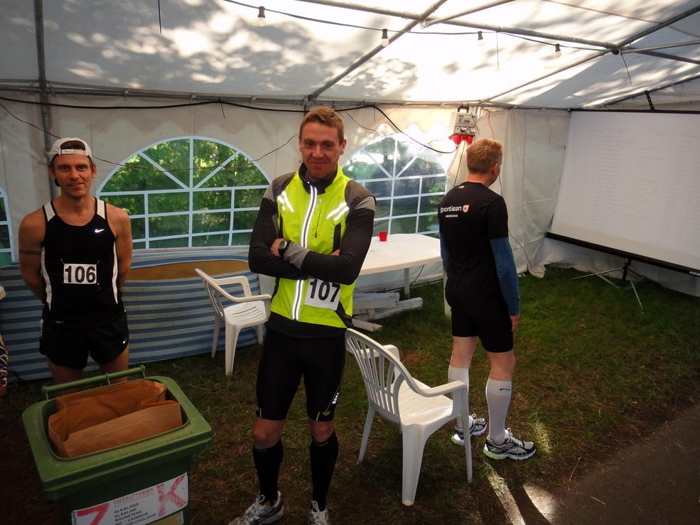 Bornholm Ultramarathon 3/7 2010 Pictures - Tor Rønnow