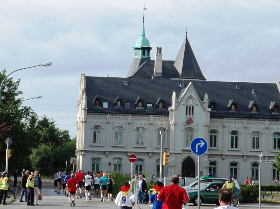 Bremerhaven Marathon Pictures - Tor Rønnow