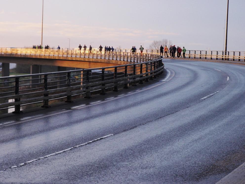 Aalborg Citroën Marathon 2009 Pictures - Tor Rønnow