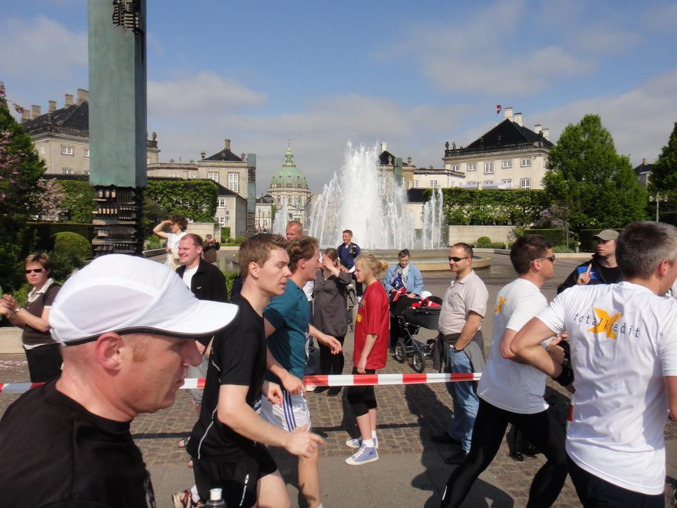 Royal Run - temperance.dk - motionsløb.dk - Tor Rønnow - Kronprins Frederik af Danmark