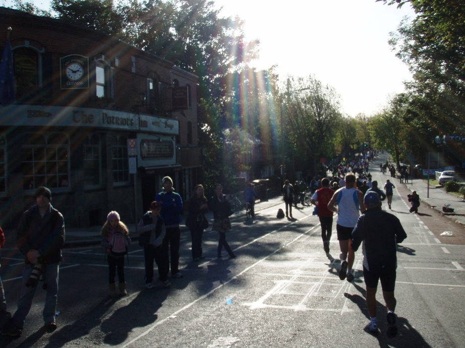 Dublin Marathon Pictures - Tor R�nnow