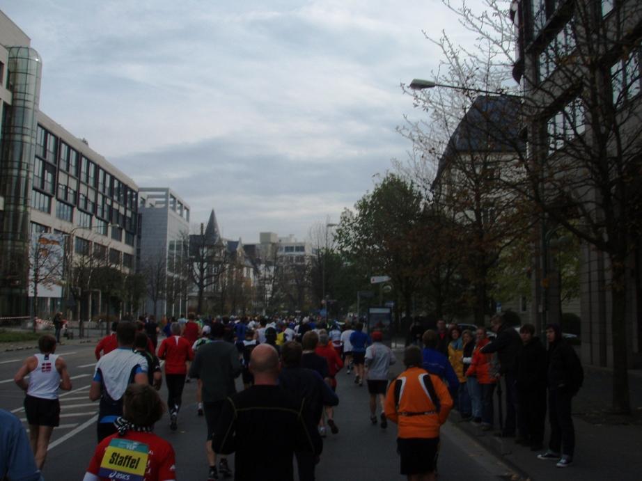Frankfurt Marathon Pictures - Tor Rønnow