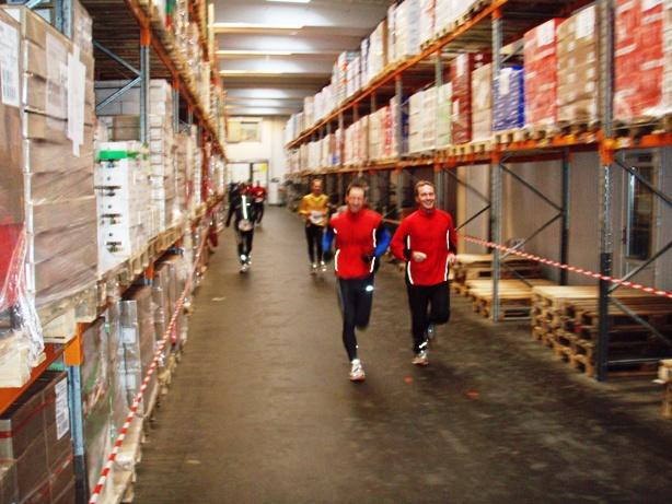 Freezing Room (Køleskabs) Marathon Pictures - Tor Rønnow