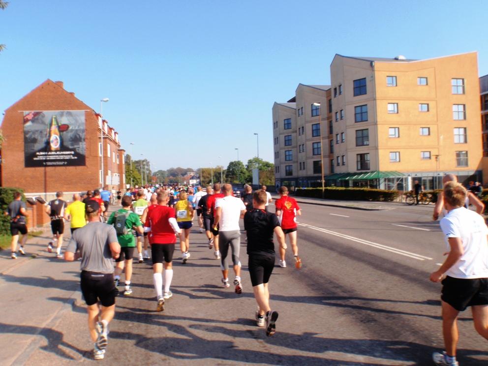 Odense HCA Marathon 2009 Pictures - Tor Rønnow