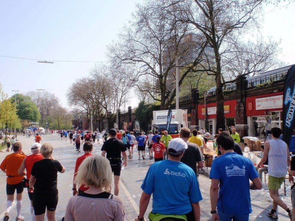 Hamborg marathon 2010 Pictures - Tor Rønnow