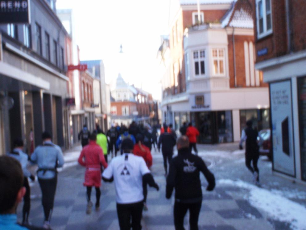 Holstebro marathon 2010 Pictures - Tor Rønnow
