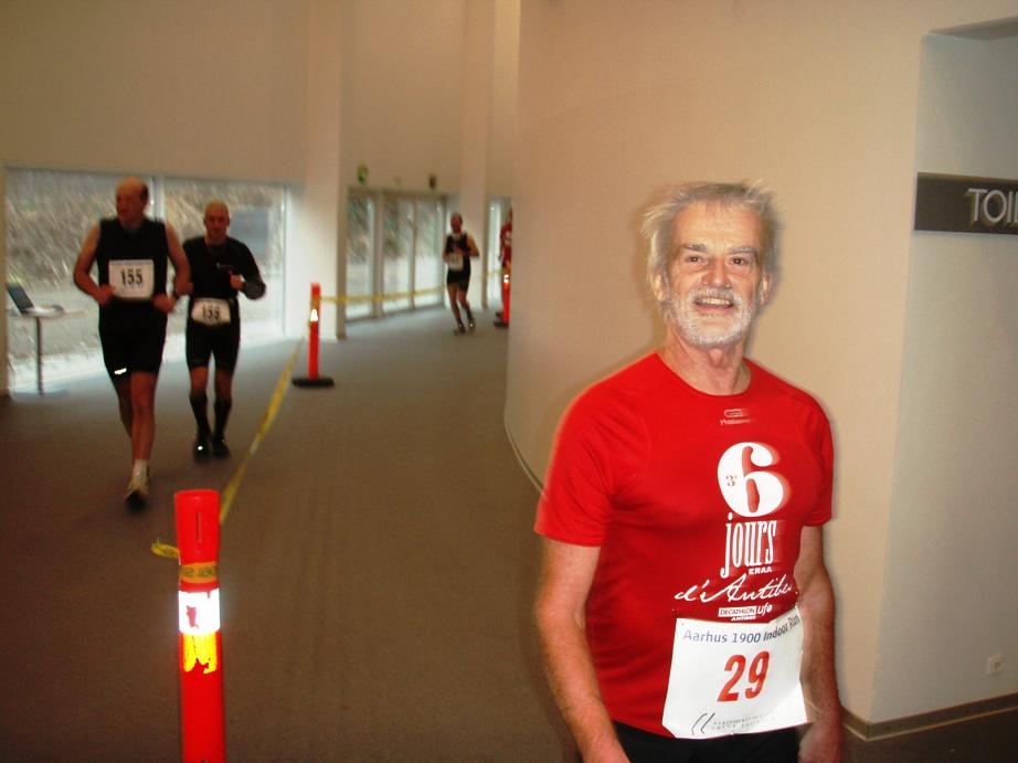 Aarhus Indoor Run Marathon Pictures - Tor Rønnow