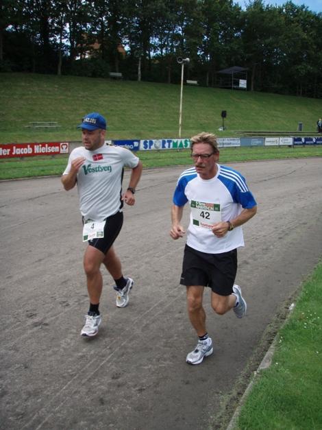 Banemarathon Marathon Pictures - Tor Rønnow