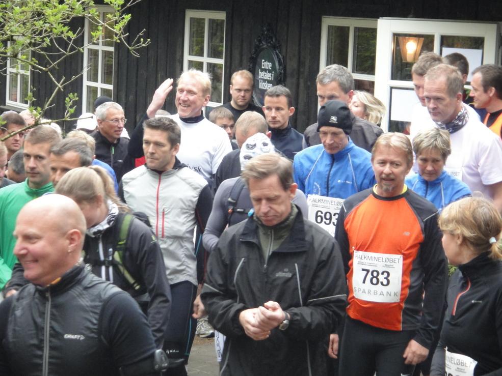 Kalkmine marathon 2010 Pictures - Tor Rønnow