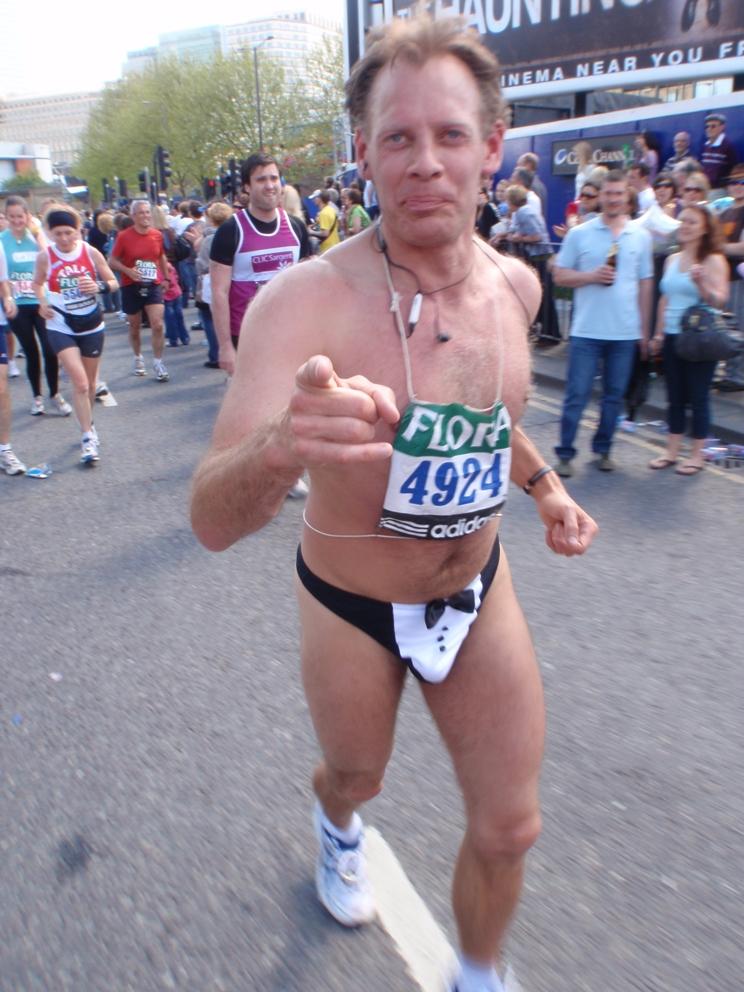 Telenor Copenhagen Marathon - Tor Rønnow - motionsløb.dk