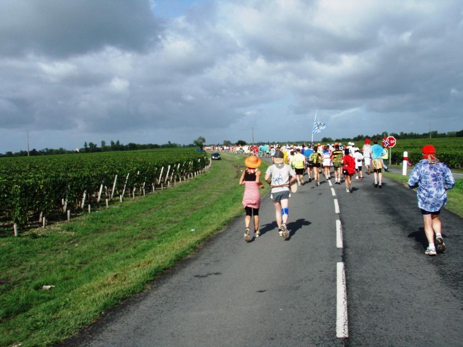 Medoc Marathon Pictures - Tor Rønnow