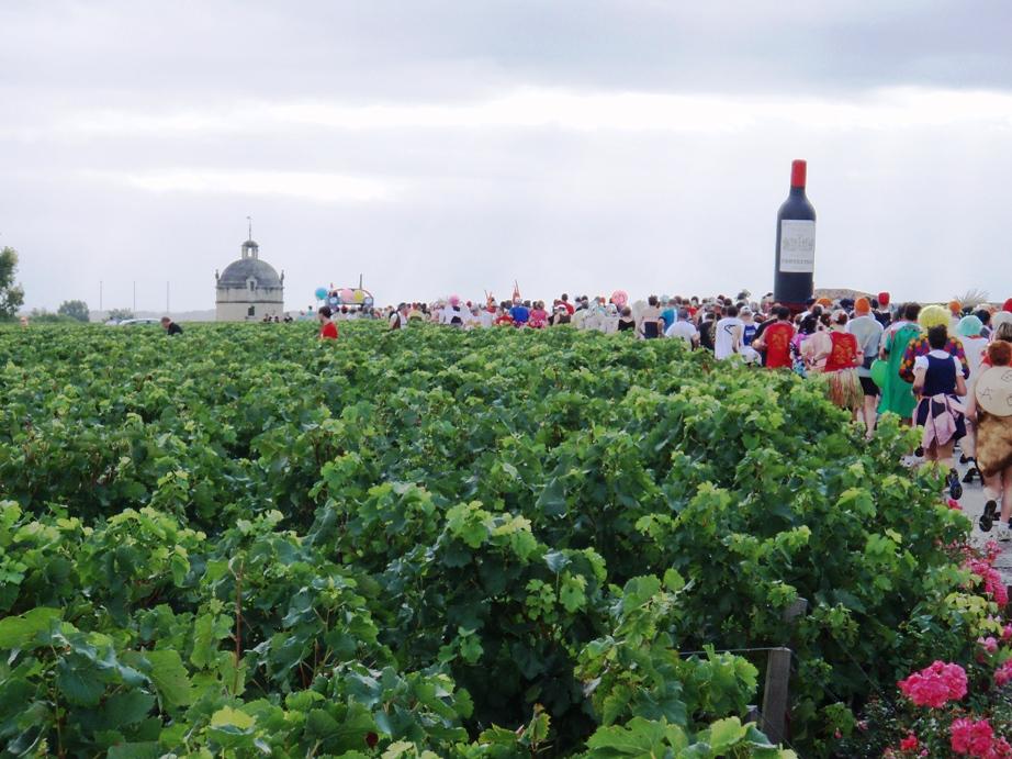 Medoc marathon 2008