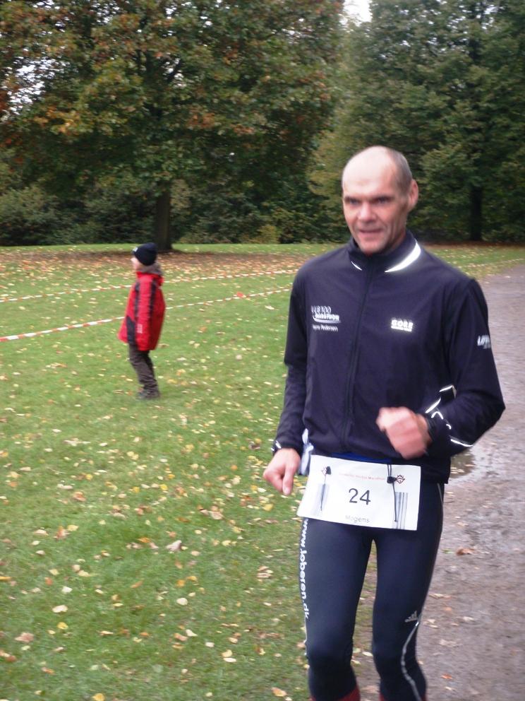 Ôjendorfer See Marathon 03-Oct-2009 Pictures - Tor Rønnow
