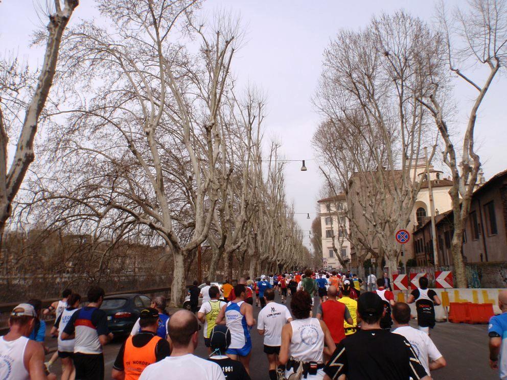 Rom marathon 2010 Pictures - Tor Rønnow