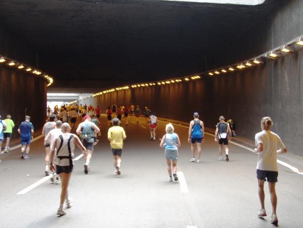 Rome Marathon Pictures - Tor Rønnow