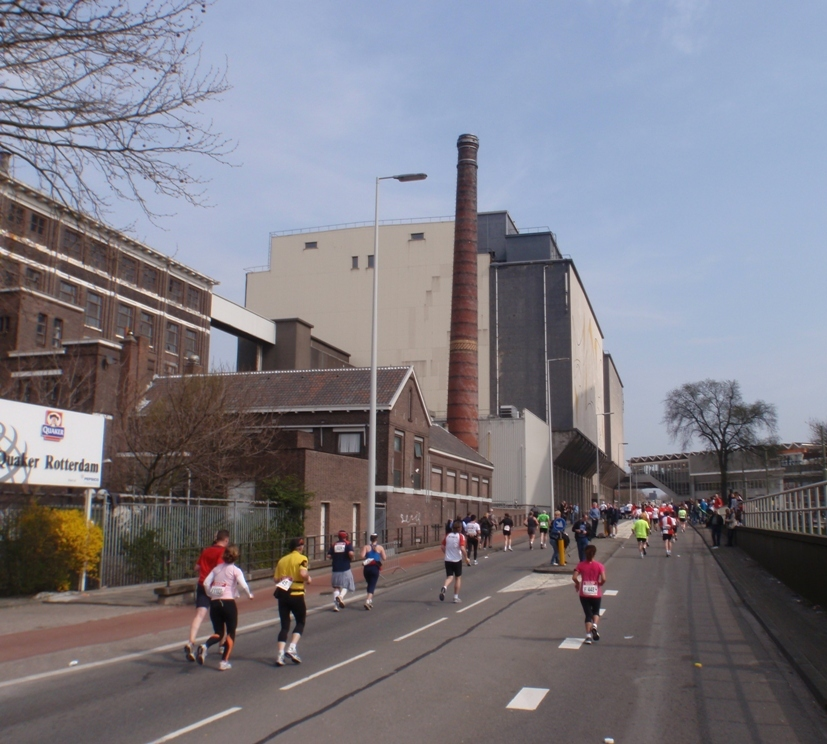 Rotterdam Marathon Pictures - Tor Rønnow
