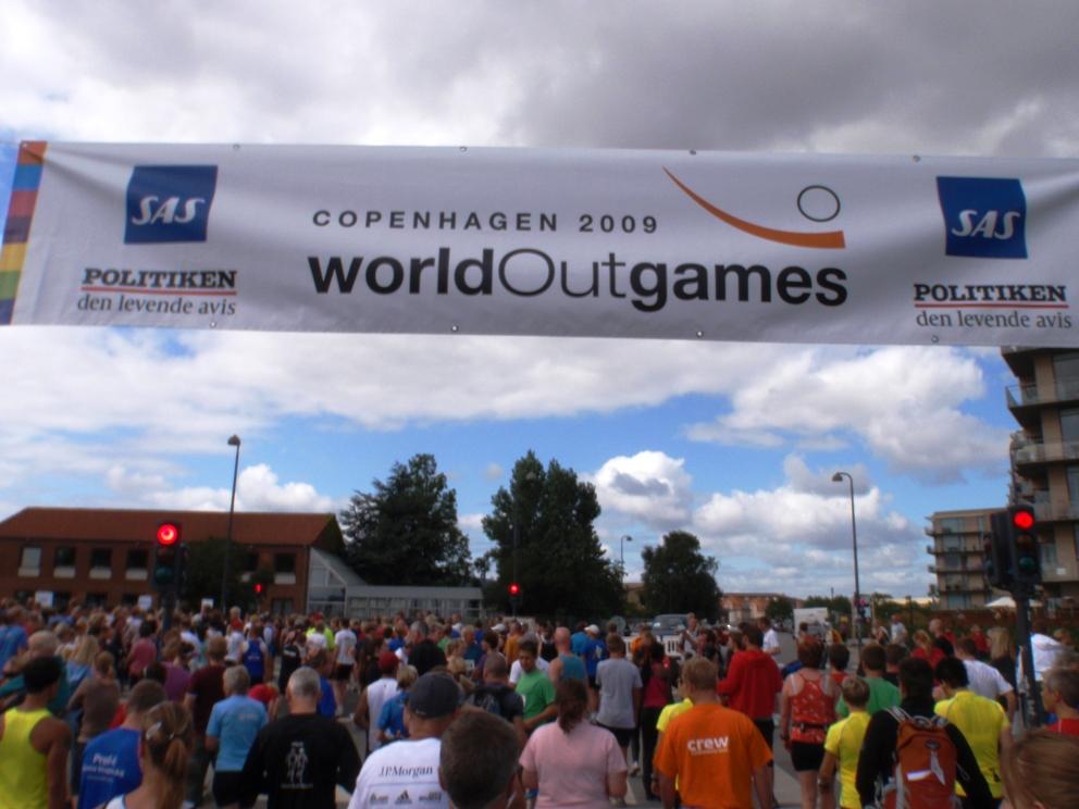 Run for Love Marathon Pictures - Tor Rønnow