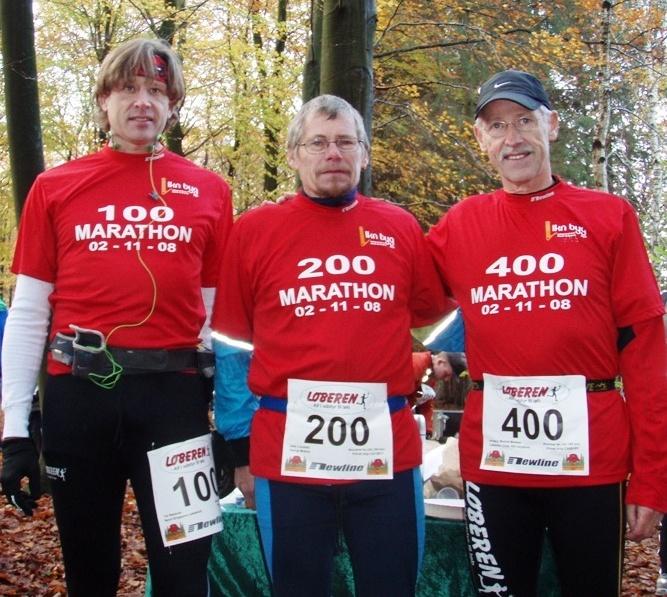 LØBEREN Skovmarathon 2015 - Tor Rønnow