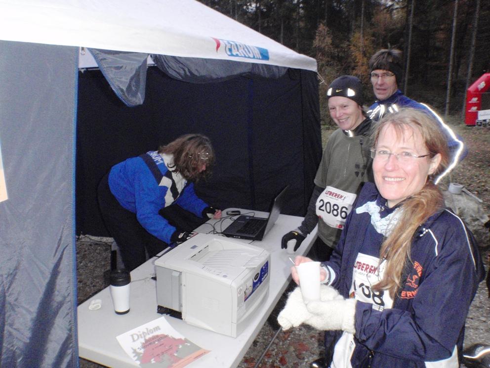 LØBEREN Skovmarathon 2009 Pictures Billeder - Tor Rønnow