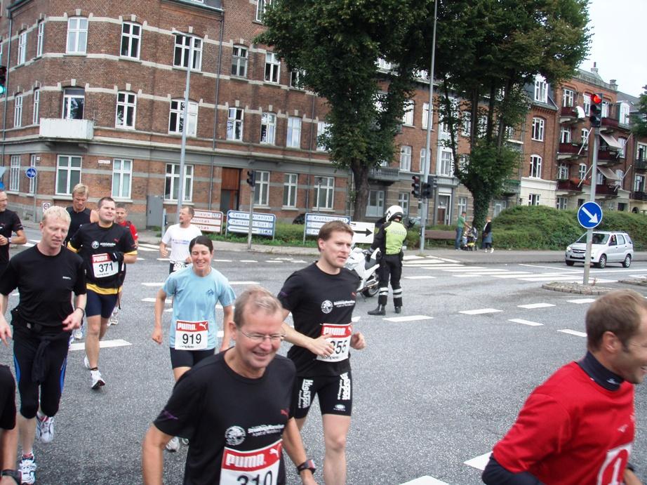 Strandvejsmarathon Marathon Pictures - Tor Rønnow