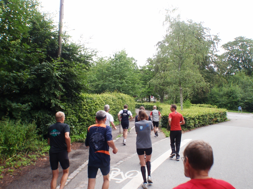 Summer Cannonball Marathon Pictures - Tor Rønnow