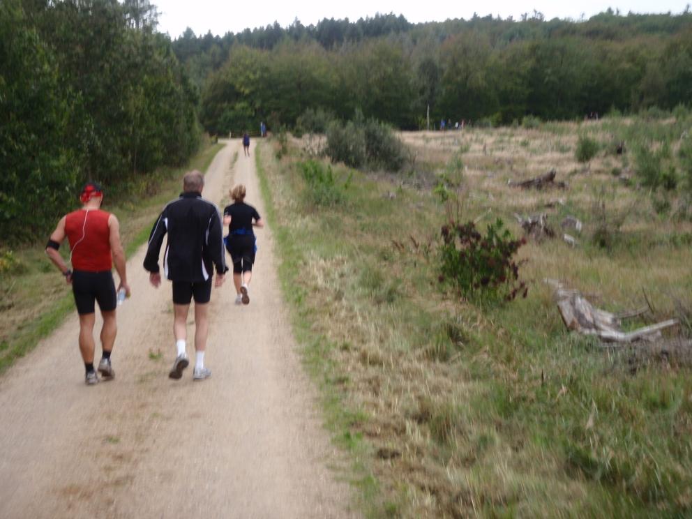 Thy Nationalpark Marathon 2009 Pictures - Tor Rønnow