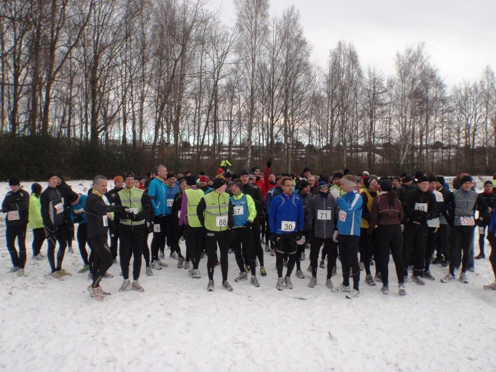 Kalundborg Vintermarathon 2010 Pictures - Tor Rønnow