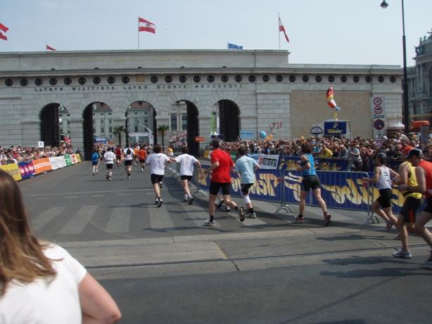 Vienna Marathon Pictures - Tor Rønnow