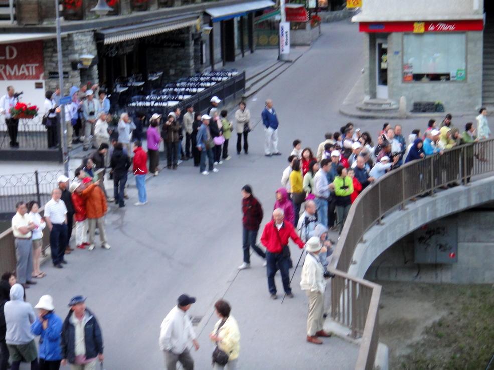Zermatt marathon 2010 Pictures - Tor Rønnow