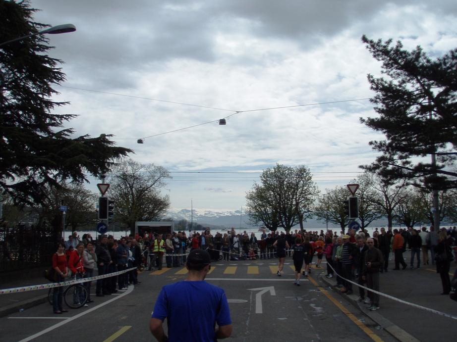 Zürich marathon 2008