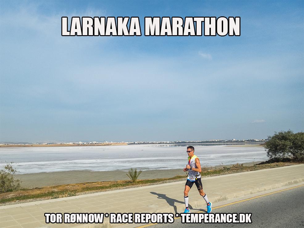 Radisson Blu Larnaka International Marathon 2018 - Tor Rønnow