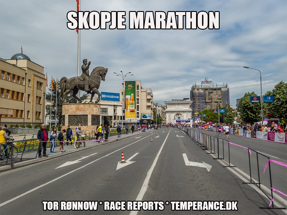 Wizzair Skopje Marathon 2019 - Tor Rønnow