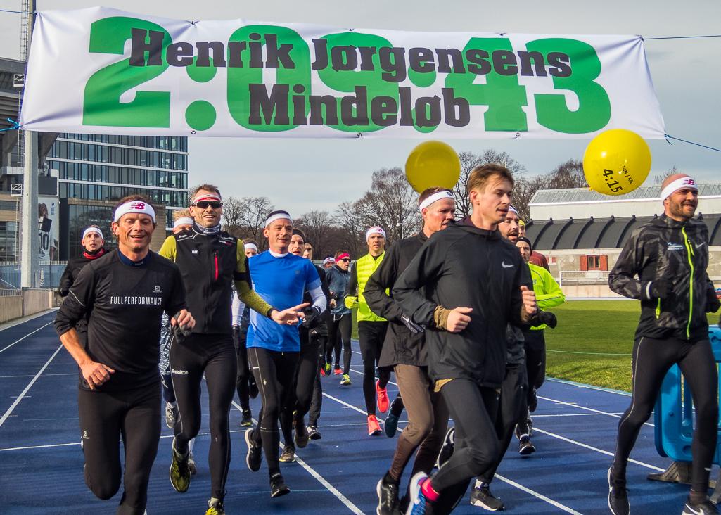 Henrik Jørgensens Mindeløb 2019 - Tor Rønnow