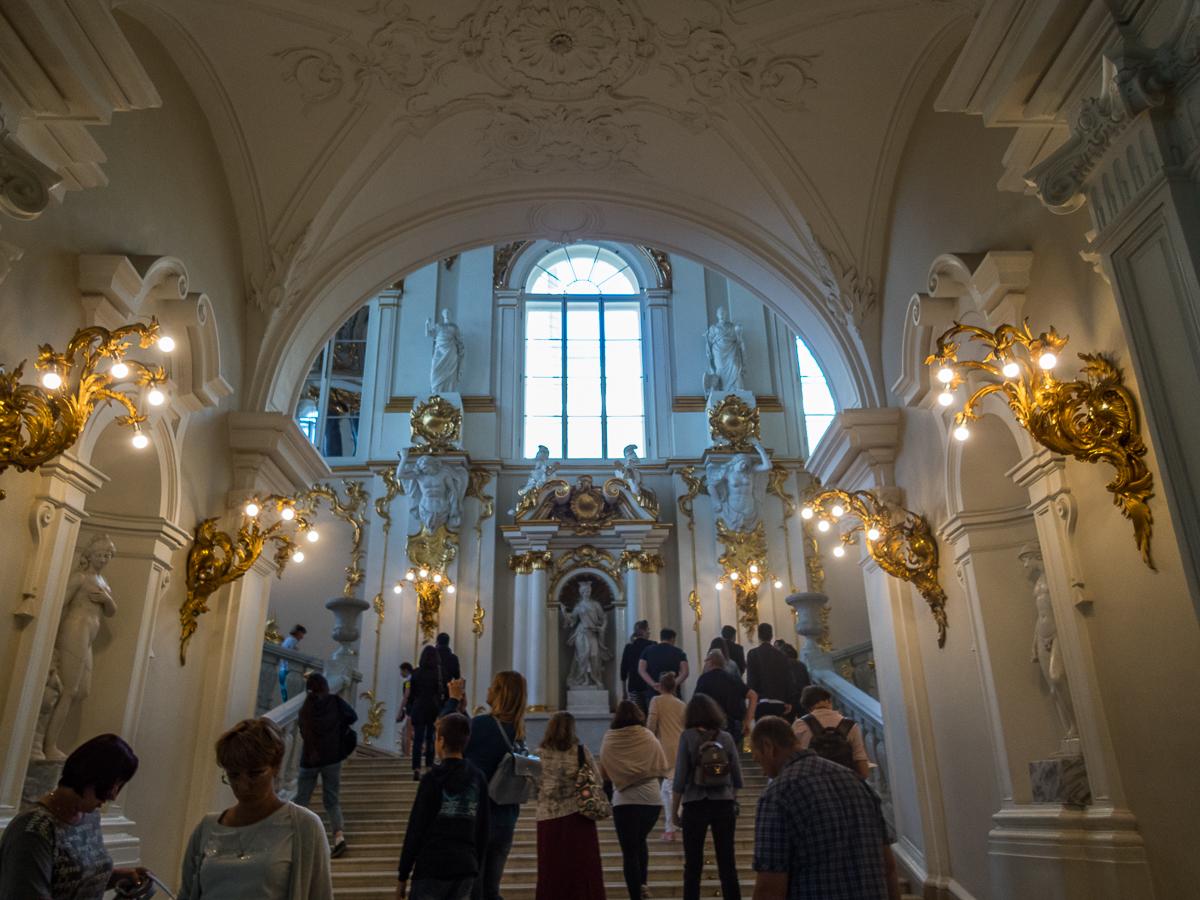 Main Entrance Winter Palace