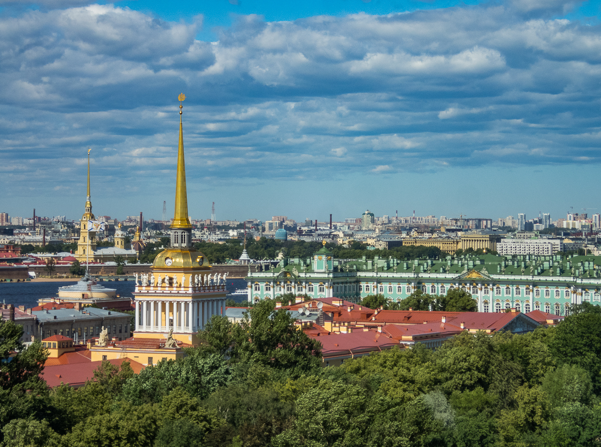 White Nights Marathon 2019 - Saint Petersburg - Tor Rønnow