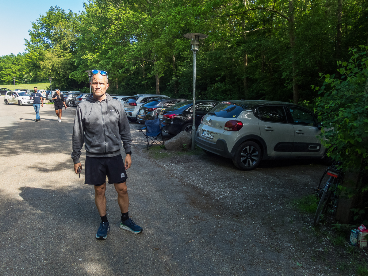 Marathon PopUp Henrik Birkedal Hansen 42.195 - 2021 - Tor Rønnow